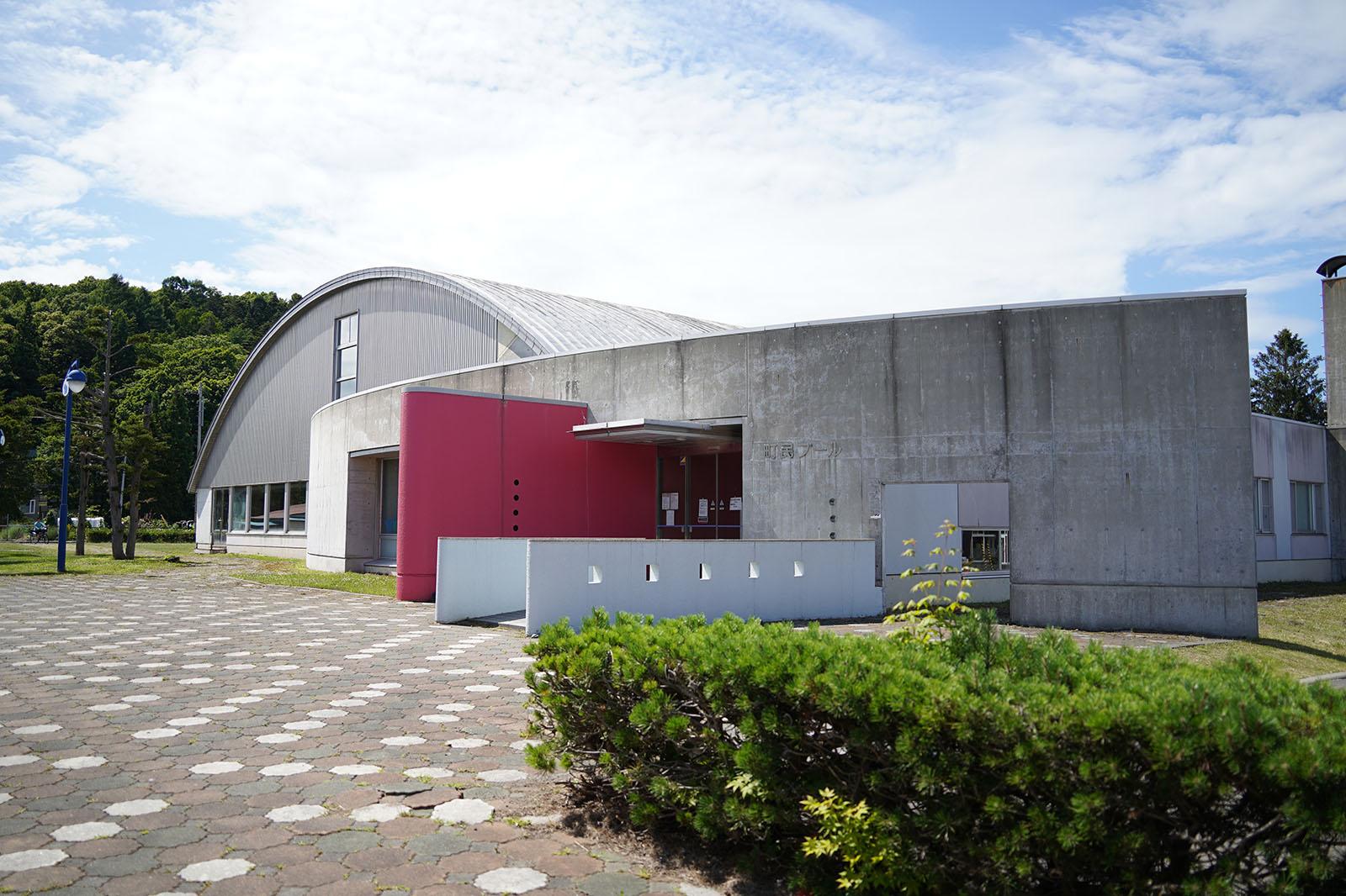 Yuniウォーターランド(温水プール)