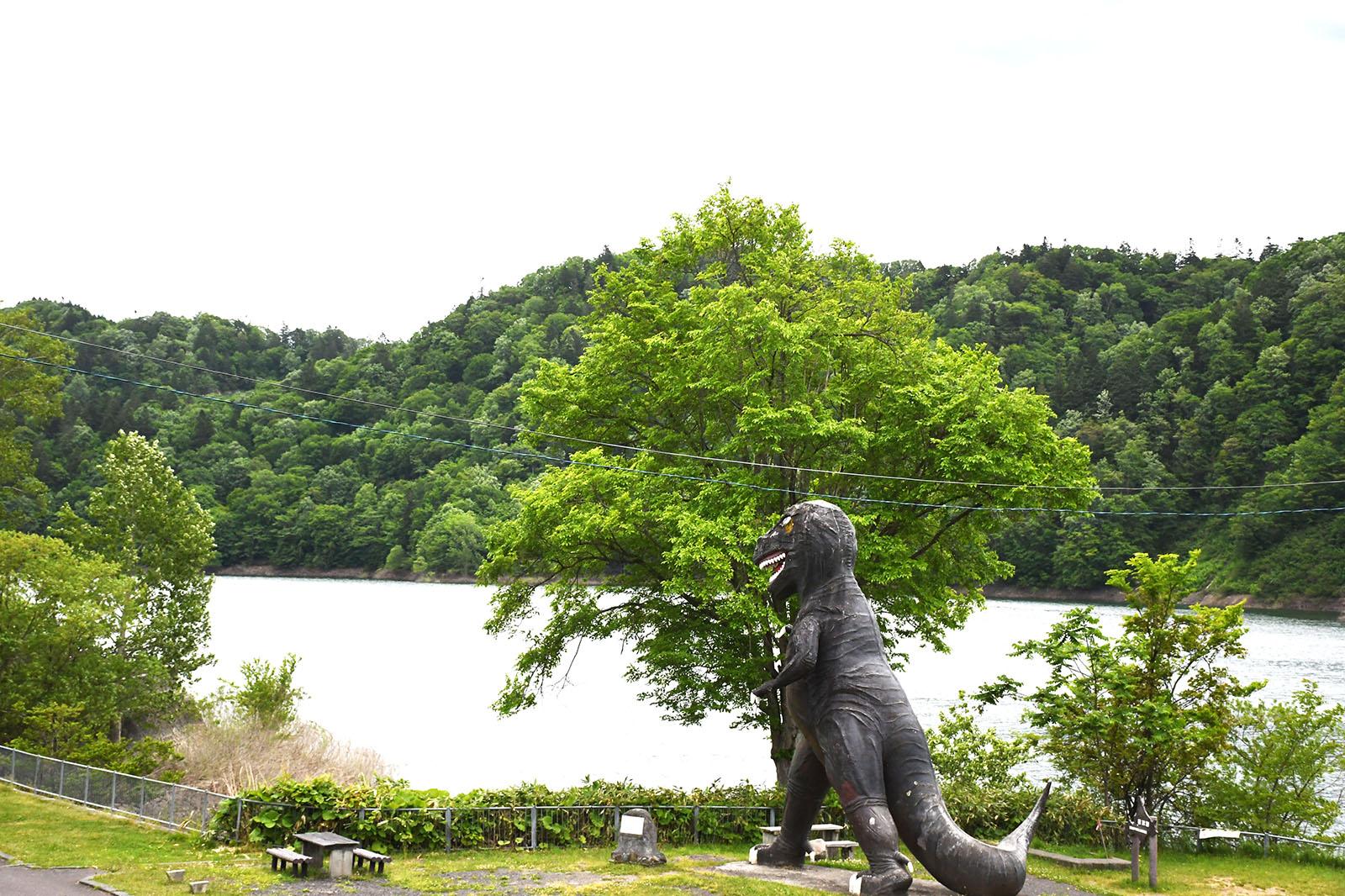 道立自然公園 桂沢湖