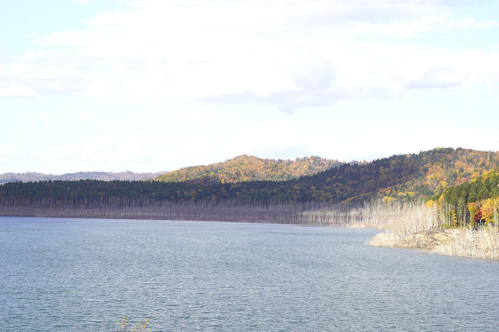 シューパロ湖