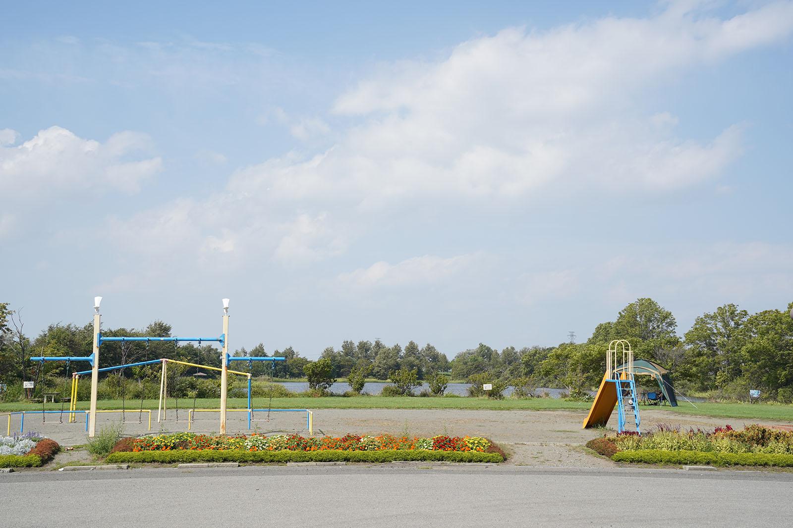 南幌町中央公園