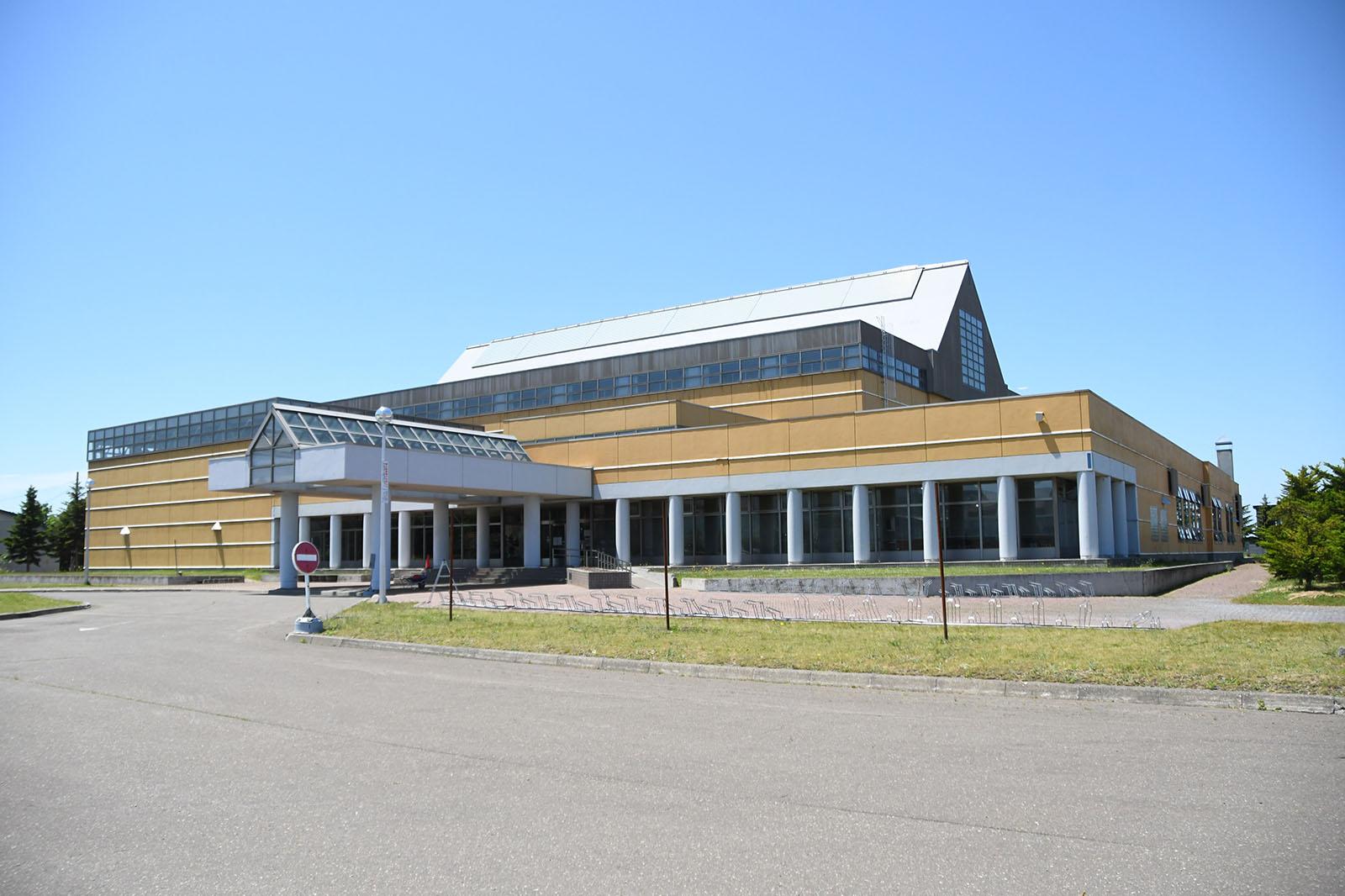 美唄市総合体育館