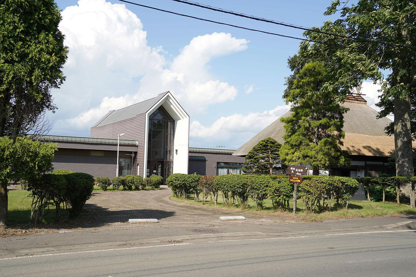 栗山町開拓記念館